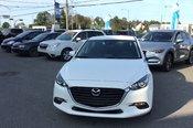 Félicitations Madame Evans pour votre nouvelle Mazda 3 sport 2017