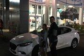 Félicitations Madame Chagnon pour votre nouvelle Mazda 3SE