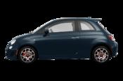 Fiat 500 Turbo BASE 2015