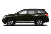 2015 Nissan Pathfinder Hybrid SV