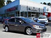 2012 Honda Civic Sedan EX * Moonroof, Bluetooth, Alloy Wheels, USB!