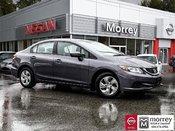 2015 Honda Civic Sedan LX 5-Speed Manual * Bluetooth, Backup Camera, A/C!
