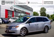 2012 Honda Odyssey EX-L LEATHER SUNROOF POWER SIDE DOORS