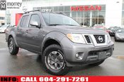 2016 Nissan Frontier PRO-4X LEATHER NAVIGATION