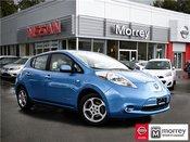 2012 Nissan Leaf SL Quick Charge * Smart Key, Backup Camera, Navi!