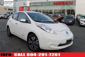 2015 Nissan Leaf SV LOW KMS SCRAP-IT ALLOCATION AVAILABLE