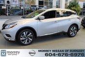 2017 Nissan Murano PLATINUM SAVE YOUR $