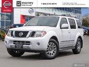 2012 Nissan Pathfinder LE LEATHER SUNROOF LOADED