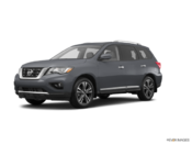 2017 Nissan Pathfinder Platinum 4WD * Fully-loaded, Brand New!