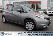 2015 Nissan Versa Note SV CVT AUTOMATIC BACKUP CAMERA