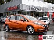 2017 Nissan Versa Note Hatchback 1.6 SV CVT