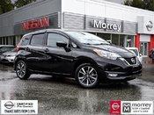 2017 Nissan Versa Note SL * 360° Camera, Bluetooth, Heated Seats, Navi!