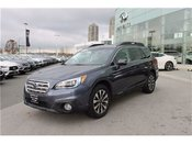 2015 Subaru Outback 2.5L Limited Fully Loaded One Owner BC Car!