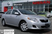 2009 Toyota Corolla CE AUTO LOW KMS