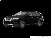 2018 Nissan Pathfinder S V6 4x4 at