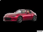 2018 Mazda MX-5 RF GT 6sp Black Leather