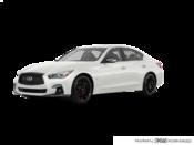 2019 Infiniti Q50 3.0T I-Line Red Sport 400 AWD