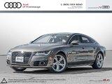 2012 Audi A7 3.0T Premium Plus Tip qtro