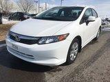 Honda Civic Sdn LX*AIR CLIM*GR.ELEC*CRUISE* 2012