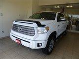 2016 Toyota Tundra 5.7L PLATINUM CREWMAX