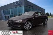 2014 Audi A5 2.0 8sp Tiptronic Technik Cpe
