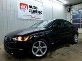 Audi A3 1.8T Komfort / Toit Pano / 51 713 km / 2015 Garantie Audi 2019/04/09 ou 80 000 km FULL !!!