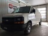 Chevrolet Express Cargo Van Allongé V8 4.8L 2016 Bas kilométrage et jamais accidentée