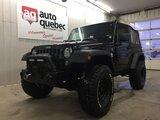 Jeep Wrangler Sport 4X4 52914 KM SEULEMENT 2014 JAMAIS ACCIDENTÉ / UN SEUL PROPRIÉTAIRE
