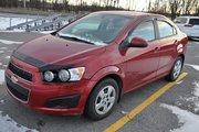Chevrolet Sonic LS (BLUETOOTH) 2014