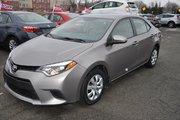 2014 Toyota Corolla LE BANC CHAUFFANT,BLUETOOTH, *GARANTIE SUPP. INC.*