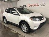 2014 Toyota RAV4 Limited Groupe Techno + PEA 160 000km