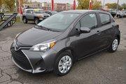 Toyota Yaris 5 PORTES HATCHBACK MAN. (AIR CLIMATISÉ) 2015