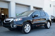 Acura RDX TECH PKG 4WD GPS TOUTE ÉQUIPÉ 2010 JAMAIS ACCIDENTÉ BAS KM'S