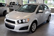 Chevrolet Sonic LT jamais accidenté 2012
