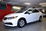 Honda Civic LX BLUTOOTH GROUPE ELEC TRÈS PROPRE! 2014 LX BLUTOOTH GROUPE ELEC TRÈS PROPRE!