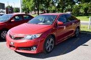 Toyota Camry SE AVEC TOIT ET NAVIGATION BAS KM'S 2013 UN SEUL PROPRIO TOIT NAVIGATION