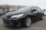 Toyota Camry LE TOUTE ÉQUIPÉ BLUETOOTH CAMERA RECUL 2015 UN SEUL PROPRIO BLUETOOTH