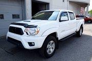 Toyota Tacoma DOUBLE CAB TRD V6 4X4 RARE COMME NEUF 2013 UN SEUL PROPRIO PNEUS NEUF