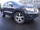 Jeep Grand Cherokee Overland**GPS**CUIR**V6 PENTASTAR 2011