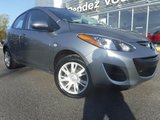 2013 Mazda Mazda2 GX**GROUPE COMMODITÉ**CRUISE**A/C