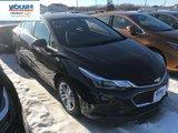 2018 Chevrolet Cruze LT  - Bluetooth -  Heated Seats - $154.00 B/W