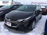 2018 Chevrolet Cruze LT  - Bluetooth -  Heated Seats - $148.14 B/W