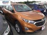 2018 Chevrolet Equinox LS  - Bluetooth -  Heated Seats - $180.52 B/W