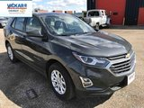 2018 Chevrolet Equinox LS  - Bluetooth -  Heated Seats - $175.12 B/W