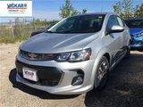 2017 Chevrolet Sonic LT  - Bluetooth - $138.86 B/W