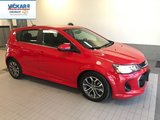 2017 Chevrolet Sonic LT RS  - Sunroof - Low Mileage