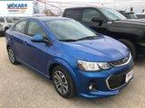 2018 Chevrolet Sonic LT  - Bluetooth - $135.42 B/W
