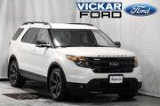 2015 Ford Explorer Sport 4WD 7 Passenger