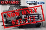 2015 Ford F-150 4x4 - Supercrew XLT - 145 WB