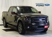 2014 Ford F150 4x4 Supercrew Fx4 Luxury Moonroof & Navigation